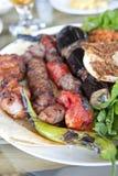 土耳其食物 免版税库存图片