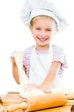 年轻人厨师 免版税库存图片