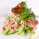 Салат продуктов моря Стоковая Фотография