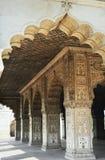 红色堡垒在德里 免版税库存照片