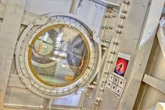 风洞房间在美国航空航天局艾姆斯研究中心 库存照片