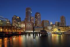 Βοστώνη Στοκ εικόνα με δικαίωμα ελεύθερης χρήσης
