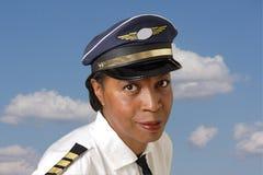 飞行员 免版税图库摄影
