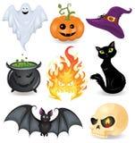 Хеллоуин. Стоковое Фото