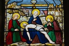耶稣仁慈的牺牲 免版税库存照片