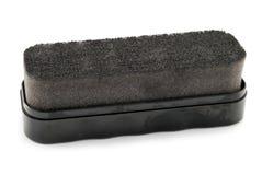 Изолированная щетка ботинка Стоковые Фото