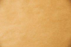 包装的纸张 免版税库存照片