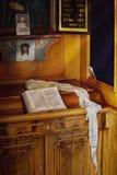 祷告的安排 库存照片