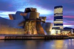 Бильбао, Испания Стоковые Изображения