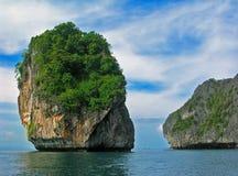 камни моря Стоковые Изображения