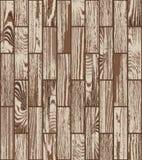 无缝的木条地板纹理 免版税库存图片
