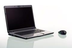 计算机膝上型计算机 免版税库存图片