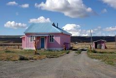 旅馆在智利 库存图片