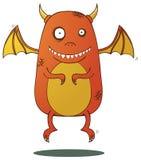 Меньший дракон Стоковое Изображение RF