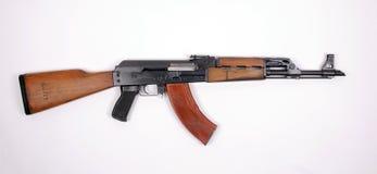 南斯拉夫攻击步枪 免版税库存照片