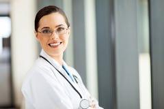 Ιατρός παθολόγος Στοκ φωτογραφία με δικαίωμα ελεύθερης χρήσης