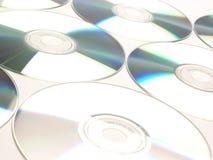 компакты-диски Стоковое Фото