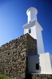 灯塔在乌拉圭 库存图片