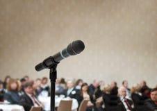Конференция дела Стоковая Фотография RF