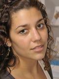 Λατινικό κορίτσι Στοκ Εικόνες