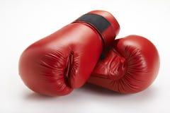 Перчатки бокса Стоковое Изображение RF