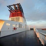 Χαρτόνι σκαφών Στοκ εικόνες με δικαίωμα ελεύθερης χρήσης