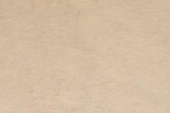 Рециркулированная бумажная текстура Стоковые Изображения
