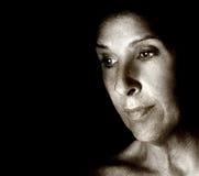 γυναίκα φρόνησης Στοκ φωτογραφίες με δικαίωμα ελεύθερης χρήσης