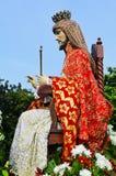 Христос король Стоковое фото RF