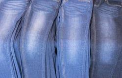 牛仔裤 免版税图库摄影