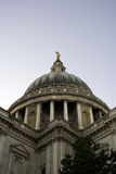 圣保罗的大教堂,伦敦,英国 库存照片
