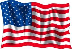 标记美国 免版税图库摄影