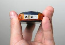 电池对您的充电时间 图库摄影