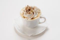 维也纳咖啡 免版税库存照片