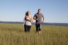 Τρέξιμο ελεύθερο Στοκ φωτογραφίες με δικαίωμα ελεύθερης χρήσης
