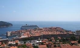 Дубровник, Хорватия Стоковое фото RF