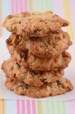 新鲜的被烘烤的曲奇饼 免版税库存图片
