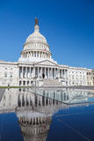 美国国会大厦,华盛顿特区 免版税库存图片