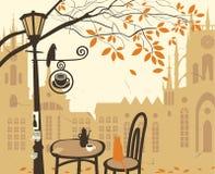 Καφές οδών Στοκ φωτογραφία με δικαίωμα ελεύθερης χρήσης
