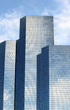 现代大厦 库存照片