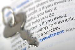 投资 库存图片
