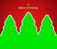 С Рождеством Христовым Стоковое Изображение RF