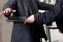 Έλεγχος ασφαλείας Στοκ φωτογραφία με δικαίωμα ελεύθερης χρήσης