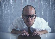 软件程序员 免版税库存照片