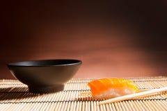 传统日本食物 免版税库存图片