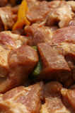 肉 免版税库存图片