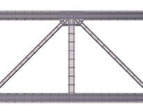 Структура бетона армированного Стоковое Фото
