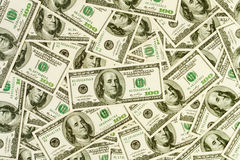 货币现金模式 免版税库存图片
