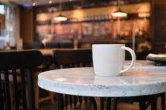 咖啡店 免版税库存照片