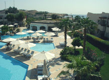 море курорта Египета красное Стоковые Изображения